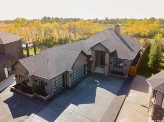 Photo 1: 615 Atton Crescent in Saskatoon: Evergreen Residential for sale : MLS®# SK850659