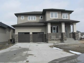 Photo 1: 205 Shady Shores Drive in WINNIPEG: Transcona Residential for sale (North East Winnipeg)  : MLS®# 1507701