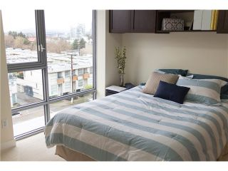 "Photo 5: 605 587 W 7TH Avenue in Vancouver: Fairview VW Condo for sale in ""THE AFFINITY"" (Vancouver West)  : MLS®# V1117685"