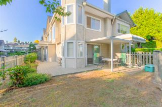 """Photo 3: 11 5983 FRANCES Street in Burnaby: Capitol Hill BN Townhouse for sale in """"SATURNA"""" (Burnaby North)  : MLS®# R2396378"""