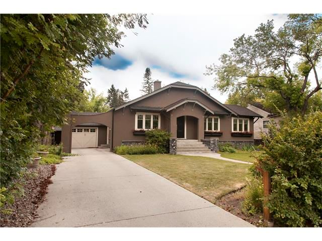 Main Photo: 1417 PROSPECT Avenue SW in Calgary: Upper Mount Royal House for sale : MLS®# C4070351