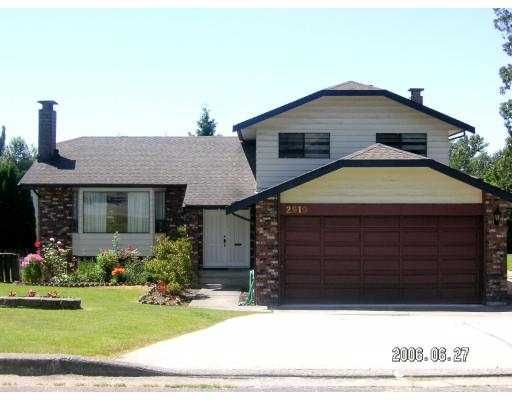 Main Photo: 2919 CAMROSE DR in Burnaby: Montecito House for sale (Burnaby North)  : MLS®# V600049