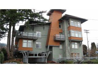 "Photo 1: 203 118 W 22ND Street in North Vancouver: Central Lonsdale Condo for sale in ""THE SENTRY"" : MLS®# V868401"