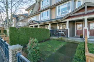 """Photo 2: 62 7088 191 Street in Surrey: Clayton Townhouse for sale in """"Montana"""" (Cloverdale)  : MLS®# R2232649"""