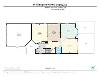 Photo 32: 64 MARTINGROVE Way NE in Calgary: Martindale Detached for sale : MLS®# A1144616