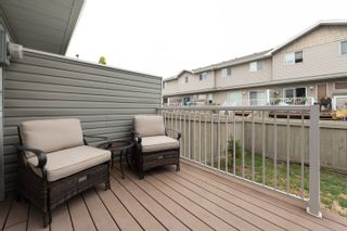 Photo 18: 12 380 SILVER_BERRY Road in Edmonton: Zone 30 Townhouse for sale : MLS®# E4255808