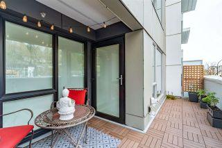 "Photo 1: 213 1061 MARINE Drive in North Vancouver: Norgate Condo for sale in ""X61"" : MLS®# R2550023"