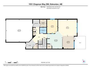 Photo 36: 1531 CHAPMAN WAY in Edmonton: Zone 55 House for sale : MLS®# E4265983