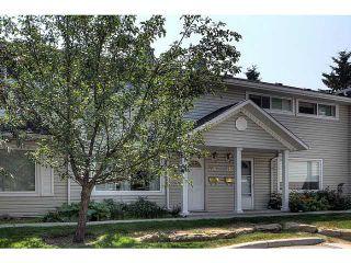Photo 1: 266 REGAL Park NE in CALGARY: Renfrew_Regal Terrace Townhouse for sale (Calgary)  : MLS®# C3626988