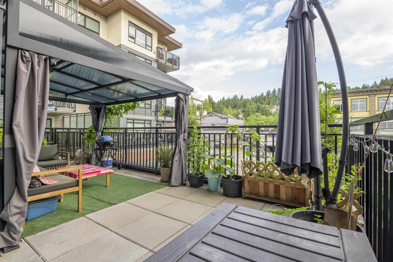 Photo 1: Photos: 221 2525 CLARKE STREET in Port Moody: Port Moody Centre Condo for sale : MLS®# R2470238