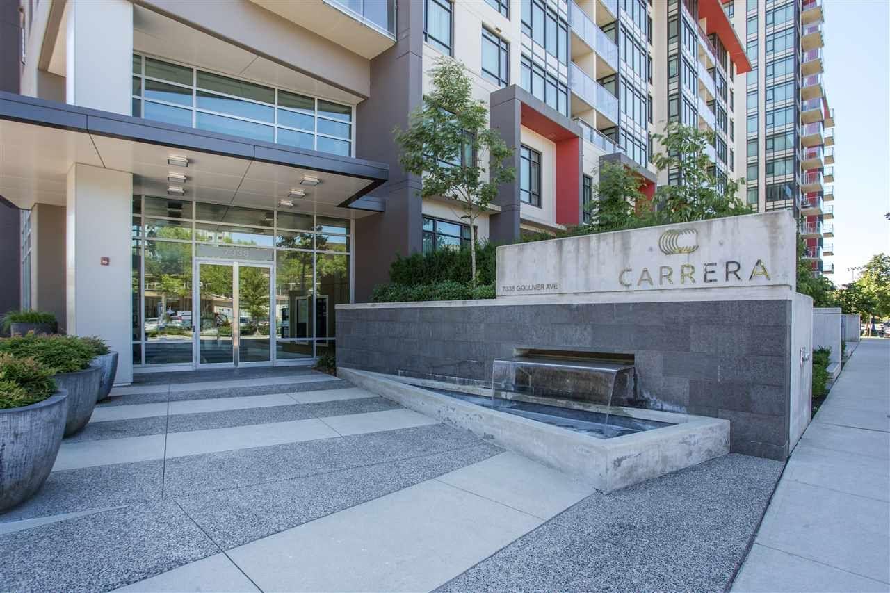 """Main Photo: 506 7338 GOLLNER Avenue in Richmond: Brighouse Condo for sale in """"CARRERA"""" : MLS®# R2292074"""