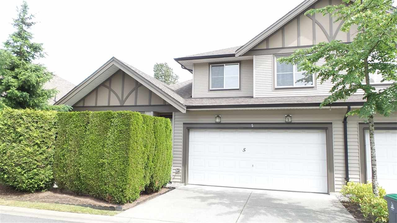Photo 20: Photos: 5 15868 85 AVENUE in Surrey: Fleetwood Tynehead Townhouse for sale : MLS®# R2075002