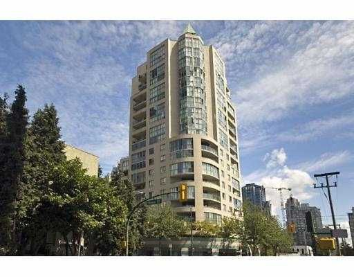 """Main Photo: 303 789 DRAKE Street in Vancouver: Downtown VW Condo for sale in """"CENTURY TOWER"""" (Vancouver West)  : MLS®# V674016"""