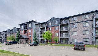 Photo 2: 217 646 MCALLISTER Loop in Edmonton: Zone 55 Condo for sale : MLS®# E4249189