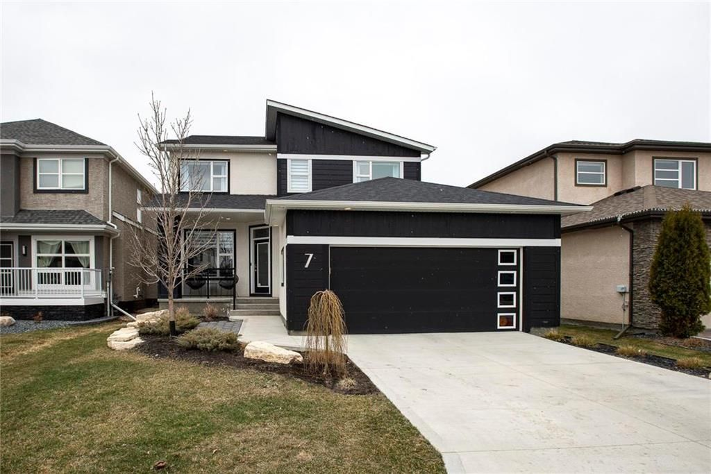 Main Photo: 7 Snowberry Circle in Winnipeg: Sage Creek Residential for sale (2K)  : MLS®# 202107171