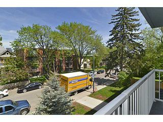 Photo 10: 301 525 22 Avenue SW in CALGARY: Cliff Bungalow Condo for sale (Calgary)  : MLS®# C3610771
