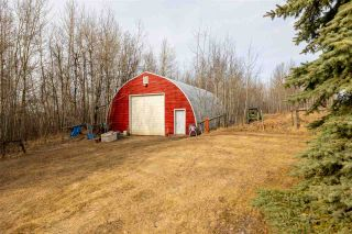 Photo 33: 1129 Township Road 544: Rural Lac Ste. Anne County House for sale : MLS®# E4236356
