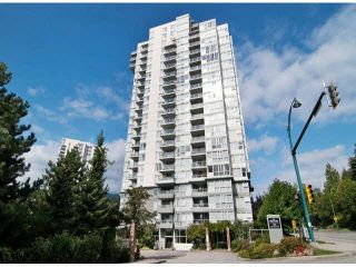 "Photo 1: 206 295 GUILDFORD Way in Port Moody: North Shore Pt Moody Condo for sale in ""THE BENTLEY"" : MLS®# V1084423"