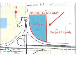 Photo 3: 53211 RGE RD 263: Rural Parkland County Land Commercial for sale : MLS®# E4235258