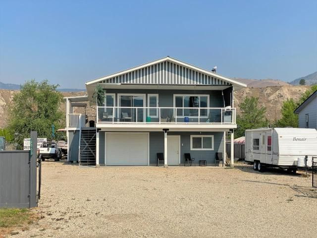 Main Photo: 4953 RIVER ROAD in Kamloops: Pritchard House for sale : MLS®# 163321