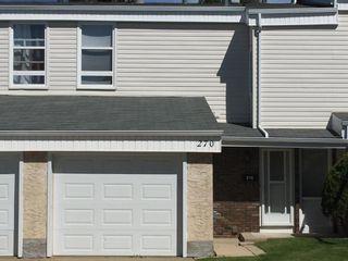 Photo 24: 270 GRANDIN Village: St. Albert Townhouse for sale : MLS®# E4249544