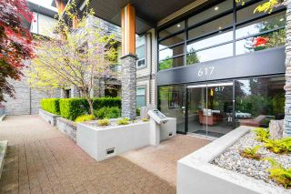"""Photo 25: 109 617 SMITH Avenue in Coquitlam: Coquitlam West Condo for sale in """"The Easton"""" : MLS®# R2580688"""