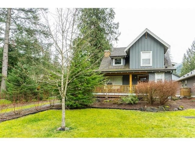 "Main Photo: 1767 TREE HOUSE Trail: Lindell Beach House for sale in ""Cottages at Cultus Lake"" (Cultus Lake)  : MLS®# R2560433"
