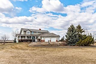 Photo 2: 253185 RGE RD 275 in Rural Rocky View County: Rural Rocky View MD Detached for sale : MLS®# C4236387
