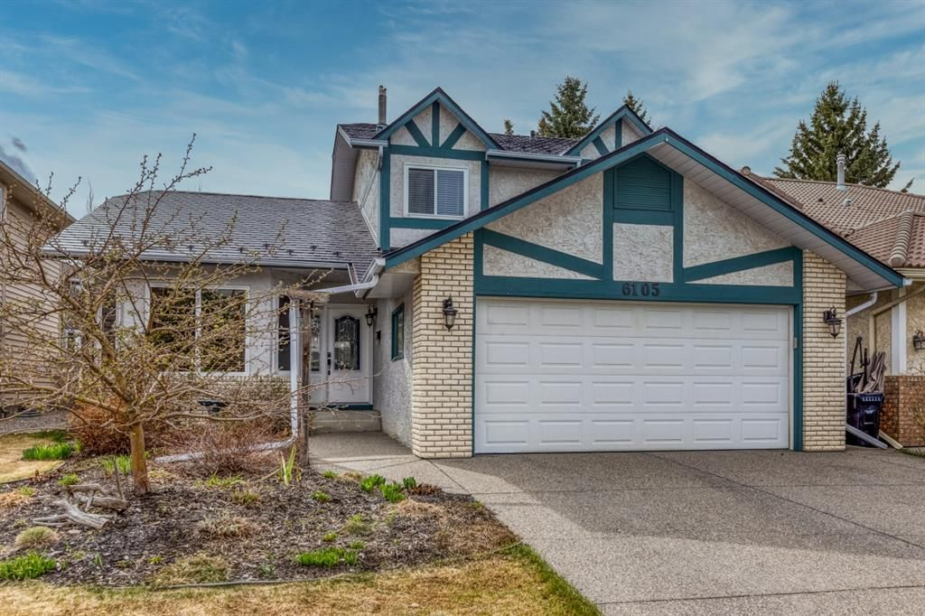 Main Photo: 6105 Signal Ridge Heights SW in Calgary: Signal Hill Detached for sale : MLS®# A1102918