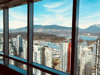 Photo 2: 4505 1151 W GEORGIA STREET in Vancouver: Coal Harbour Condo for sale (Vancouver West)  : MLS®# R2247884