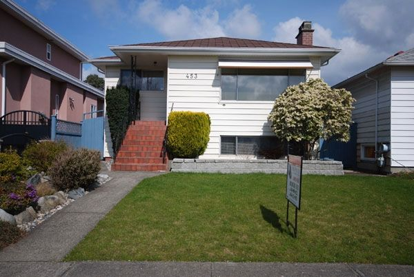 Main Photo: 453 E 56TH Avenue in Vancouver: South Vancouver House for sale (Vancouver East)  : MLS®# V699362