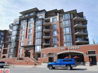 "Photo 1: 702 1581 FOSTER Street: White Rock Condo for sale in ""SUSSEX HOUSE"" (South Surrey White Rock)  : MLS®# F1202250"
