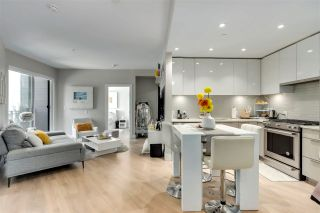 """Photo 2: 413 3588 SAWMILL Crescent in Vancouver: South Marine Condo for sale in """"Avalon 1"""" (Vancouver East)  : MLS®# R2575677"""