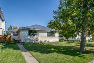 Main Photo: 624 38 Street SW in Calgary: Spruce Cliff Semi Detached for sale : MLS®# A1143953