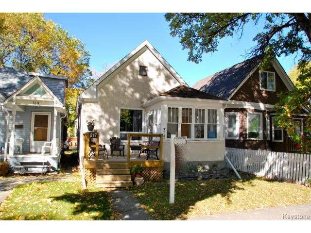 Main Photo: 317 Arnold Avenue in WINNIPEG: Manitoba Other Residential for sale : MLS®# 1321742