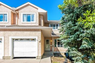 Main Photo: 60 388 Sandarac Drive NW in Calgary: Sandstone Valley Row/Townhouse for sale : MLS®# A1144717