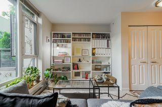 """Photo 9: 304 1650 W 7TH Avenue in Vancouver: Fairview VW Condo for sale in """"VIRTU"""" (Vancouver West)  : MLS®# R2612218"""