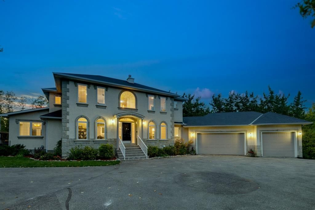 Main Photo: 228 Rolling Acres Drive in Rural Rocky View County: Rural Rocky View MD Detached for sale : MLS®# A1151111