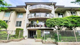 "Main Photo: 108 7505 138 Street in Surrey: East Newton Condo for sale in ""Midtown Villas"" : MLS®# R2619492"