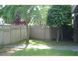"""Photo 8: 36 8551 GENERAL CURRIE Road in Richmond: Brighouse South Townhouse for sale in """"THE CRESCENT"""" : MLS®# V751217"""