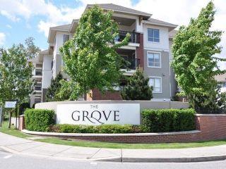 "Photo 1: E112 8929 202 Street in Langley: Walnut Grove Condo for sale in ""THE GROVE"" : MLS®# R2497974"