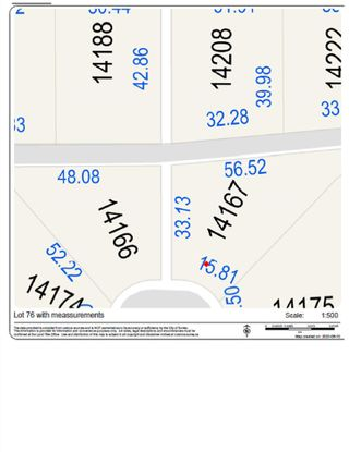 """Photo 1: 14167 83 Avenue in Surrey: Bear Creek Green Timbers Land for sale in """"Brookside Estates"""" : MLS®# R2463837"""