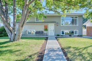 Photo 3: 719 ALLDEN Place SE in Calgary: Acadia Detached for sale : MLS®# A1031397