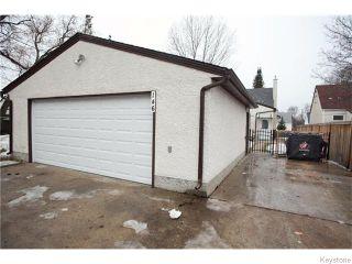Photo 18: 146 Dupont Street in WINNIPEG: St Boniface Residential for sale (South East Winnipeg)  : MLS®# 1605583