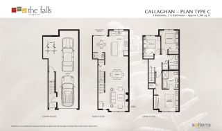 Photo 3: 38367 EAGLEWIND BOULEVARD in Squamish: Downtown SQ Townhouse for sale : MLS®# R2093553