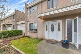 "Photo 1: 8 27090 32 Avenue in Langley: Aldergrove Langley Townhouse for sale in ""Alderwood Manor"" : MLS®# R2555875"
