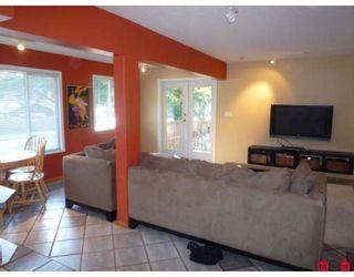 Photo 4: 19707 46TH AV in Langley: House for sale : MLS®# F2906022