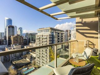 """Photo 18: 2001 1055 RICHARDS Street in Vancouver: Downtown VW Condo for sale in """"Donovan"""" (Vancouver West)  : MLS®# R2555936"""