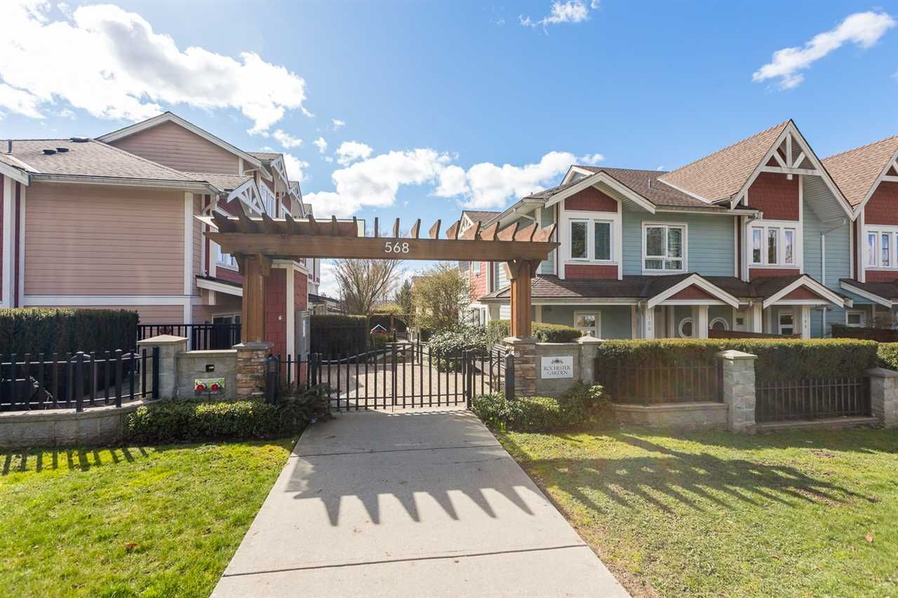Main Photo: 204 568 ROCHESTER Avenue in Coquitlam: Coquitlam West Townhouse for sale : MLS®# R2562593