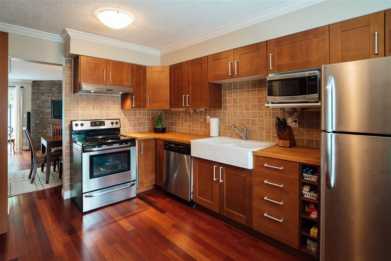 Main Photo: 5 3051 SPRINGFIELD DRIVE in Richmond: Steveston North Townhouse for sale : MLS®# R2173510